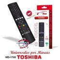 Mando Universal para TV Toshiba - MD-1705