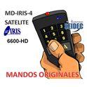 Mando Original IRIS 6600HD - MD-IRIS-4