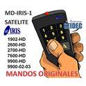 Mando Original IRIS Tipo1 - MD-IRIS-1