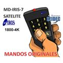 Mando Original IRIS 1800-4K Android - MD-IRIS-7