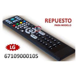 Mando Repuesto LG 6710900010S - 080-46016R
