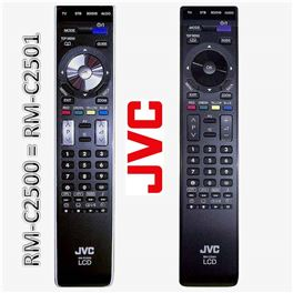 Mando Original JVC RMC2500 = RMC2501 - 080-32100G